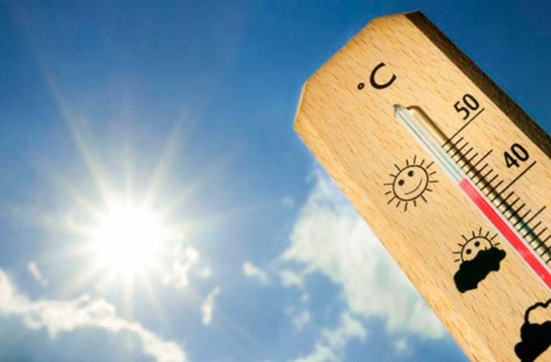 Resultado de imagen para altas temperaturas en santo d0mingo