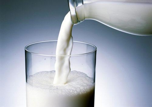 como la próstata de leche