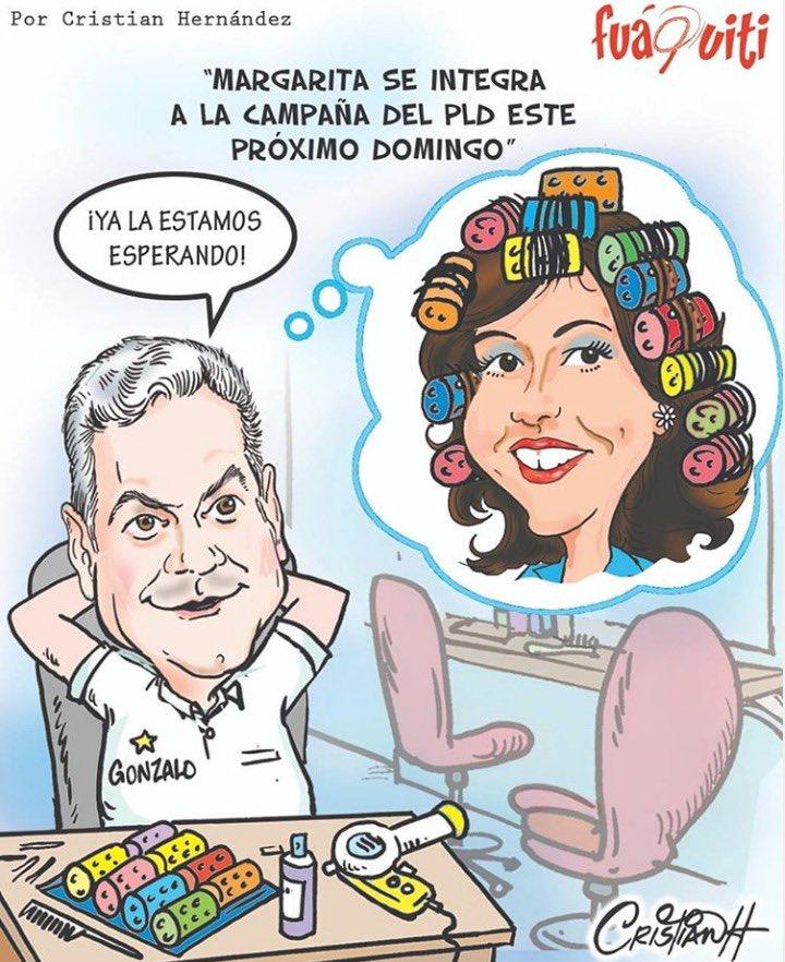 Qué dirá Leonel con su esposa en campaña en su contra? - El Portal